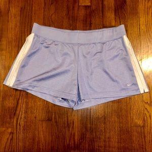 2/$10 Women's Nike purple active shorts